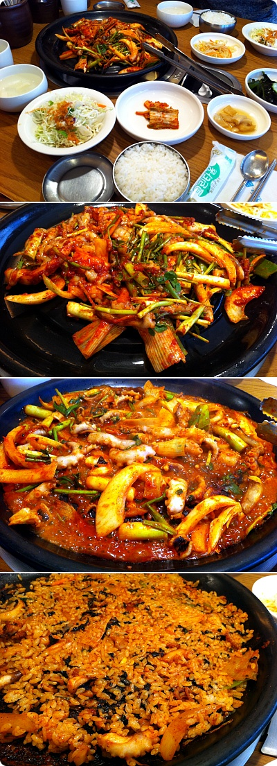 江南でランチ!イカ、タコ料理専門店「ベッコドン」