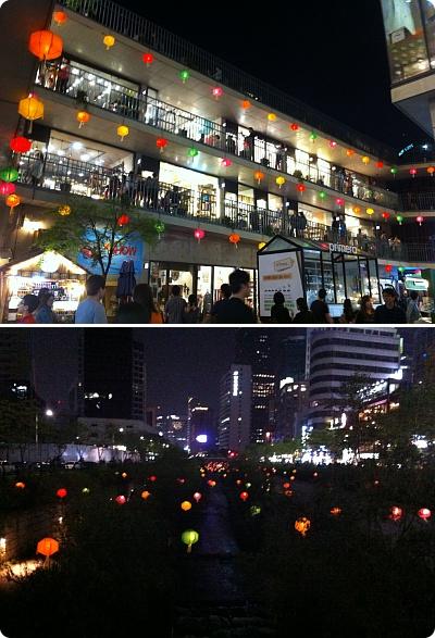 韓国仏教の最大の祝祭!大規模の燃燈行列!