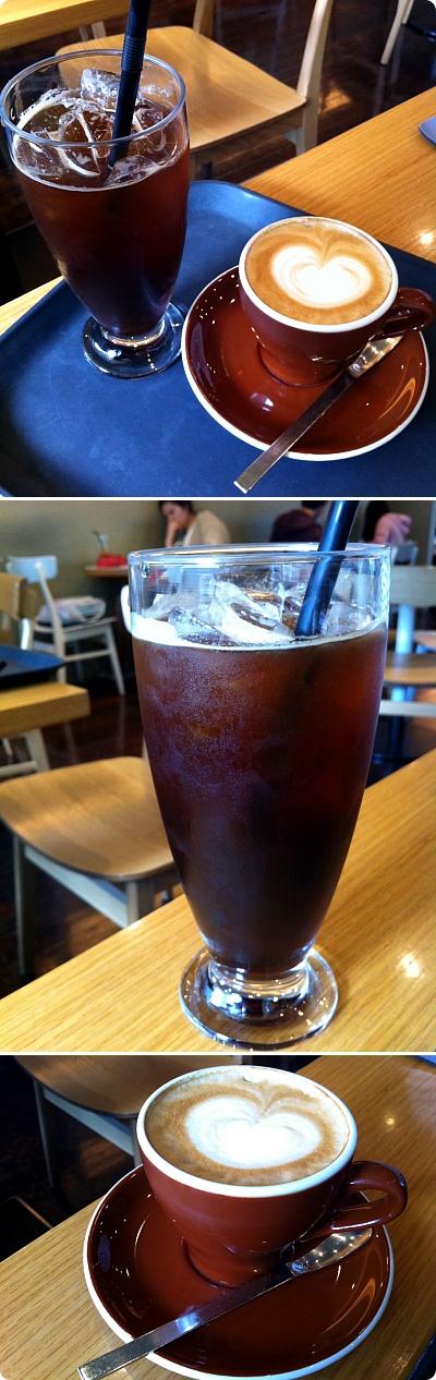 チョンノ、おススメカフェ*caffe themselves*