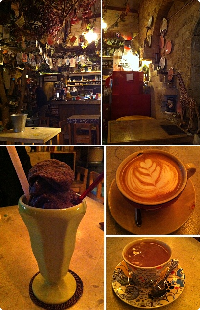 フランス村、ソレマウルのおいしいカフェ「Square Garden」