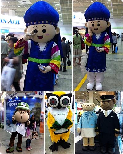 「韓国国際観光展」でプチ世界一周を!