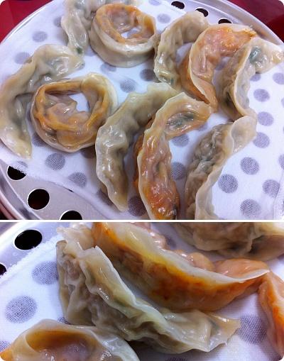 おススメ*カルビの味がするマンドゥが人気の「マポマンドゥ」