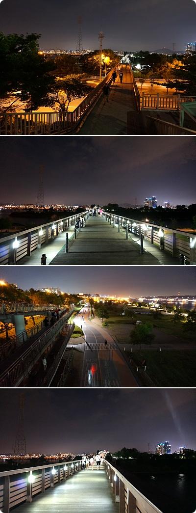 ハンガンの夜景が楽しめるデートスポット「ソニュド公園」