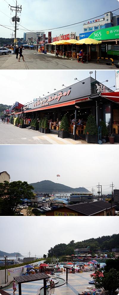 仁川ウルワンリ海水浴場へ行く!