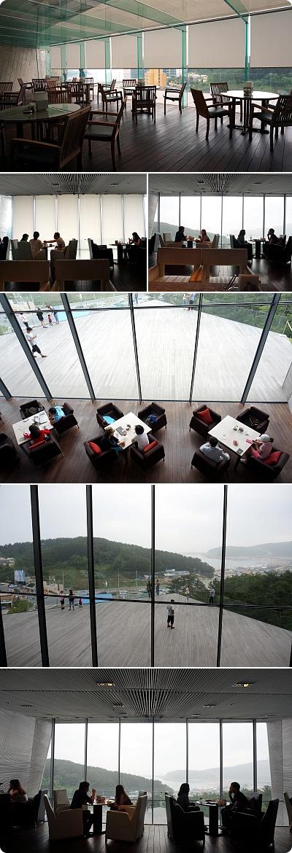 海が見える超ステキなカフェ「caffeora」