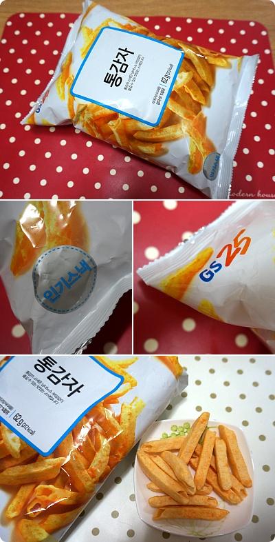 タッカンジョン味がするお菓子「チキンPOP」