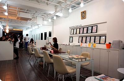 「明洞、日本語OK美容室」ASHDOでカット!