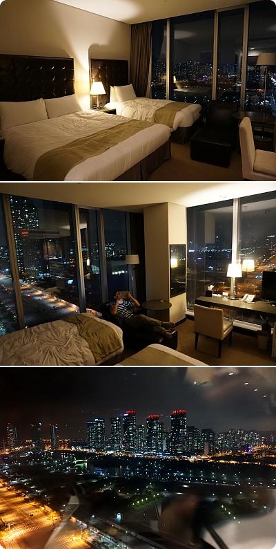 インチョン空港に近い素敵な夜景が眺められる[Song do Park HOTEL]
