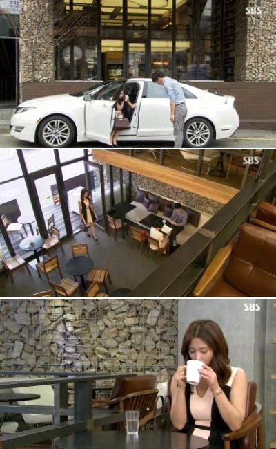 ドラマ「結婚の女神」ロケ地、ホンデカフェ「cafe comma」