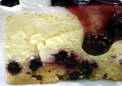 グッドチョイス!artisee(アティジェ)のブルーベリーチーズケーキ!