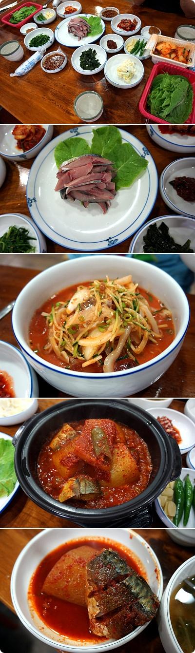 韓国大統領も訪れるチェジュのサバ料理「ムルハン食堂」