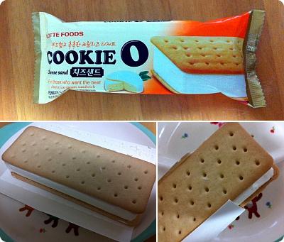 冬でもこんなアイスならおいしい!「COOKIE O」