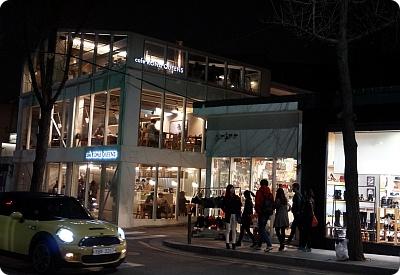 サムチョンドンで超人気のバッグ屋さん見つけ!「ヤズナ 」