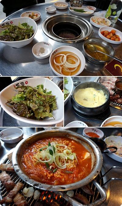 再訪問!チェジュ産豚焼肉店「トンモンガ」超おいしい!