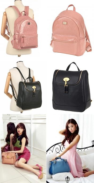 韓国人気のバッグブランド2014S/S新商品ご紹介!「LOVCAT・J.ESTINA など」