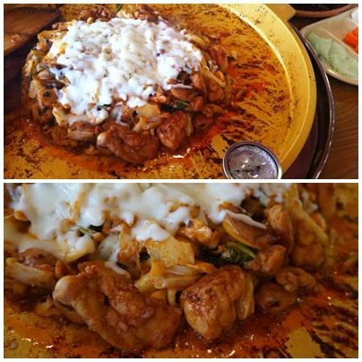 春川(チュンチョン)の名物「タッカルビ」を食べる!