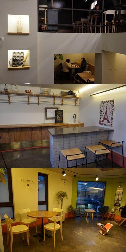 カンナムにもできた人気デザートカフェ「ママンガトー」