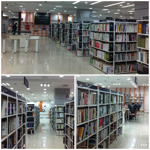韓国の中古書店「アラジン」で日本小説を購入!