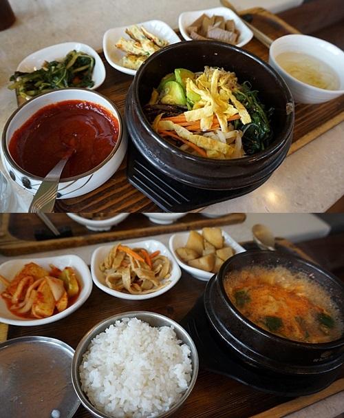 弘大「車熊家(チャウンガ) 」素敵な雰囲気で味わえる素朴な韓国家庭料理