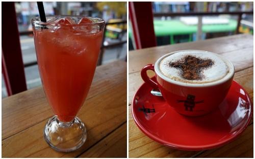 ビンスで有名!カフェ「Lga coffee(エルガコーヒー )」コーヒーもおいしい!