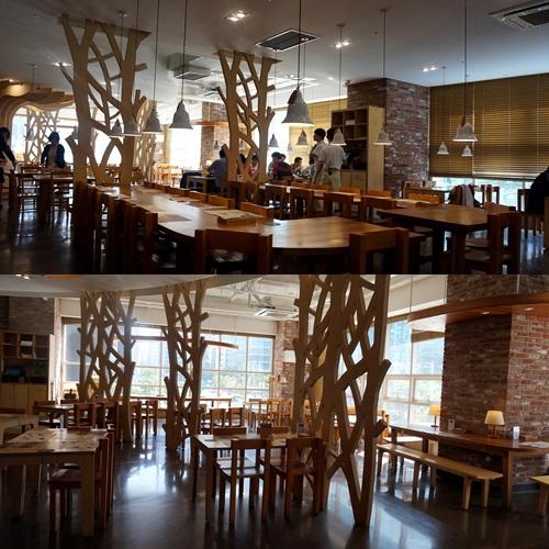 九老デジタル団地のファミリーレストラン「セブンスプリンス」サラダバーがおいしい!