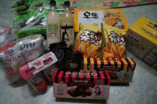 人気の予感!韓国お菓子「チュロッ」(E MARTで購入品)