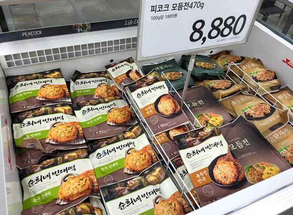 広蔵市場大人気の「スニネピンデトク」をEmartで購入!&トッカルビ