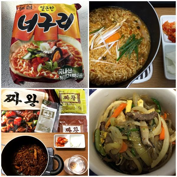 沖縄で作って食べた韓国料理!大集合