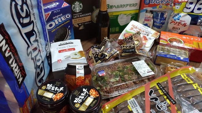 コストコ福岡久山店で購入品|コストコ韓国食品